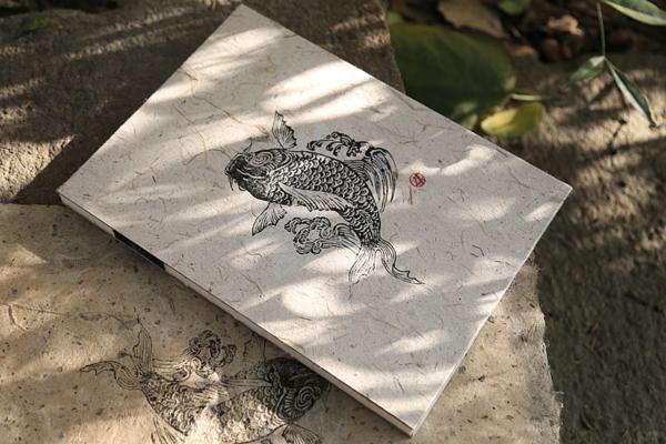 创意速写鱼
